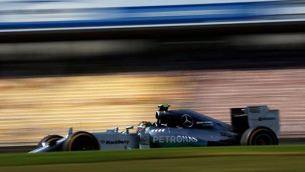 Fórmula 1 Automobilismo treino Alemanha Nico Rosberg 19/07/2014