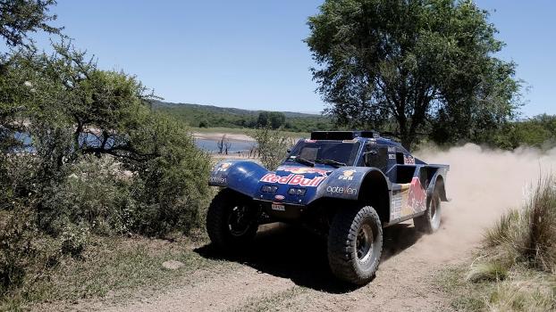 Carlos Sainz / Timo Gottschalk - Bubby SMG V8