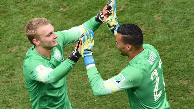 Vorm substitui Cillessen e torna a Holanda o primeiro time a escalar os 23 em uma Copa