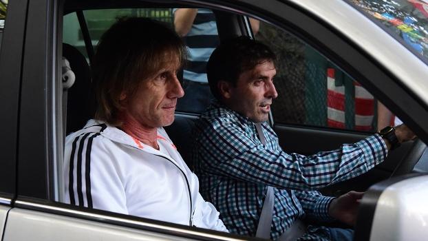 Ricardo Gareca após sua saída do Palmeiras