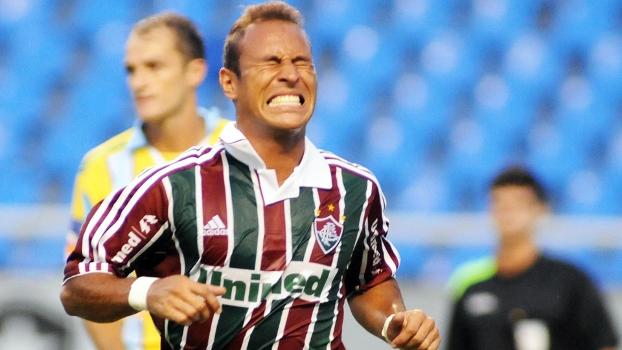 Rodriguinho Fluminense Macaé Campeonato Carioca 27/01/2011