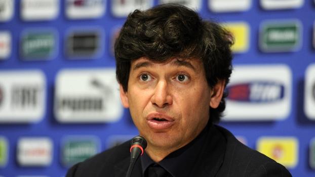 Albertini negou que Itália vá abandonar a competição