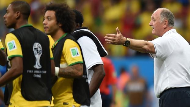Felipão livrou os cartolas da culpa pelo fiasco brasileiro na Copa do Mundo