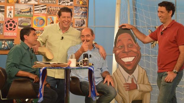 Loucos por Futebol neste sábado, 05/04, às 22h