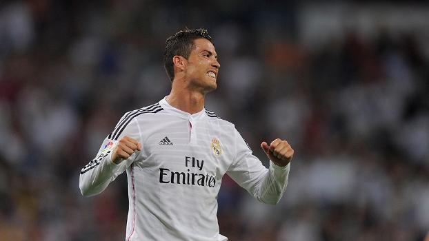 Cristiano Ronaldo voltou a treinar no Real Madrid e pode jogar clássico local
