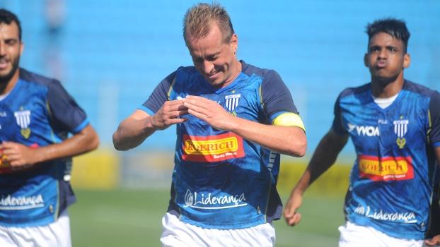 Marquinhos, autor do gol do Avaí
