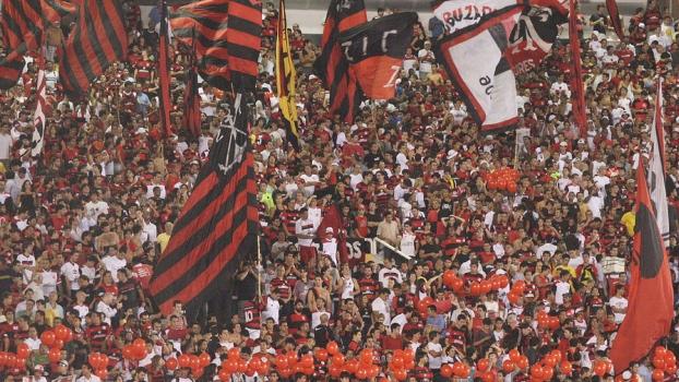 Torcida do Flamengo é a maior do mundo, aponta estudo