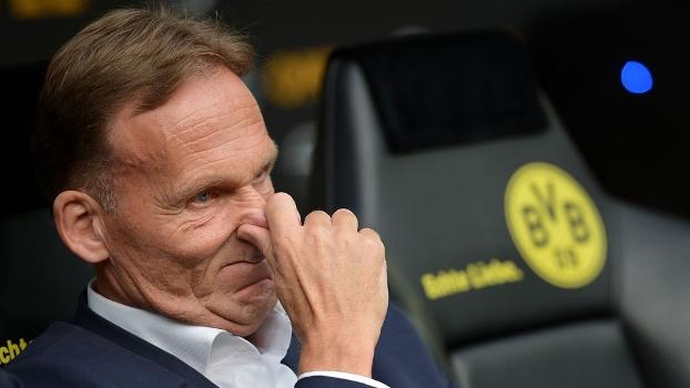 Hans-Joachim Watzke comentou sobre as saídas de Gotze e Lewandowski ao Bayern
