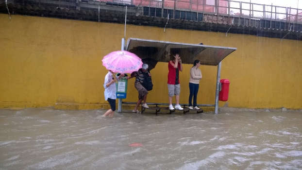 Chuva Recife Alagamento 26/06/2014