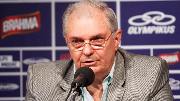 Gilvan Pinho Tavares Presidente Cruzeiro Coletiva 14/09/2012
