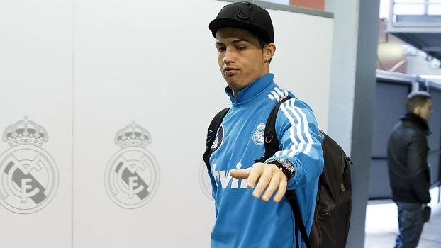 Cristiano Ronaldo será reserva no Superclássico