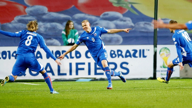 Islândia: uma das grandes histórias das Eliminatórias para a Copa do Mundo de 2014
