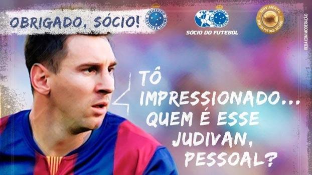 Judivan Messi Cruzeiro