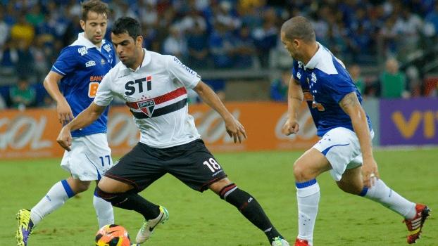 Maicon foi muito elogiado por Muricy Ramalho após a vitória do São Paulo sobre o Cruzeiro no Mineirão
