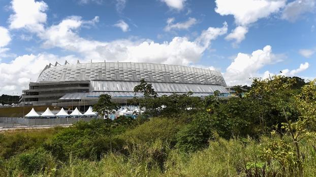 Arena Pernambuco 20/06/2014