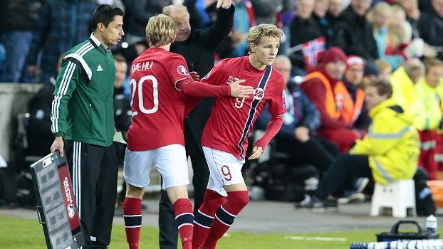 Às vésperas de completar 16 anos, Ödegaard deve visitar o Barcelona