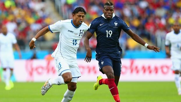 França e Honduras se enfrentam no Beira-Rio