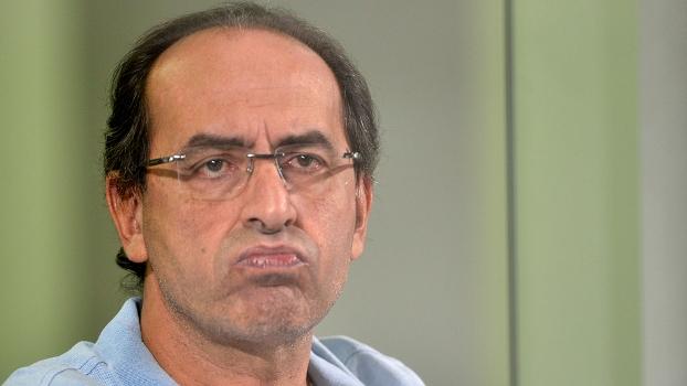 O presidente do Atlético-MG, Alexandre Kalil, confirmou jogo contra Corinthians no Mineirão