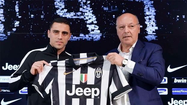 Juventus apresentação Rômulo 02/08/2014