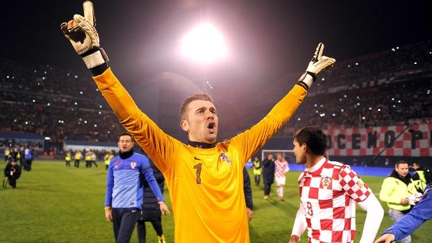 Stipe Pletikosa não defenderá mais a seleção croata