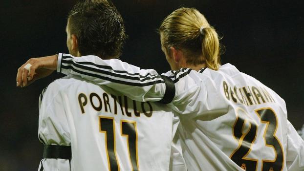 Portillo foi um dos que vestiram a 11 do Real Madrid nos últimos anos: entre craques, jamais conseguiu brilhar