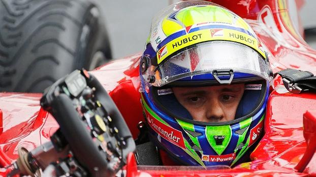 Fórmula 1 Bélgica Massa Ferrari Boxes 24/08/13