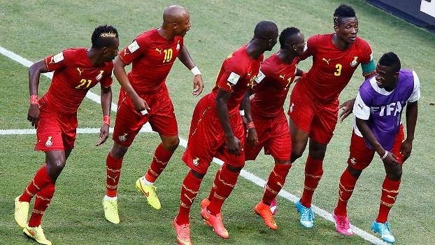 Gana tem jogo de vida ou morte contra Portugal