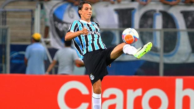 Com boas atuações, Pedro Geromel se tornou titular do Grêmio