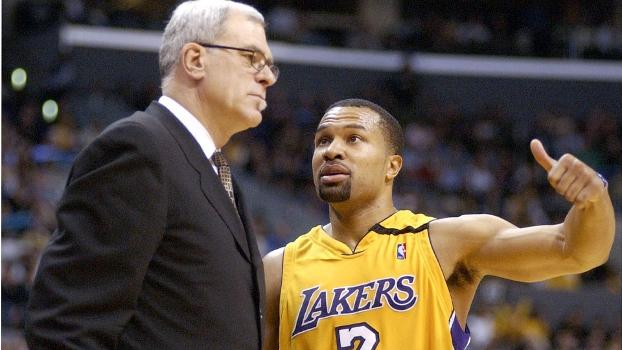 Fisher e Jackson tentam repetir nos Knicks a parceria de sucesso dos tempos de Lakers