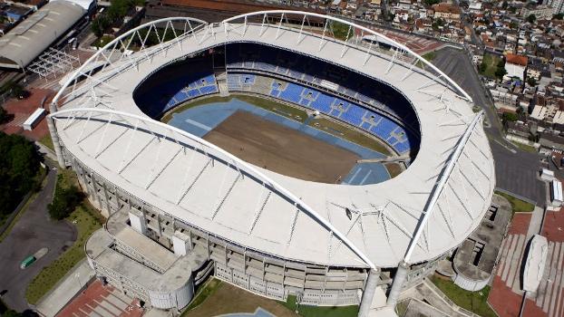 Chapa de Marcelo Guimarães quer decorar Engenhão com as cores do Botafogo