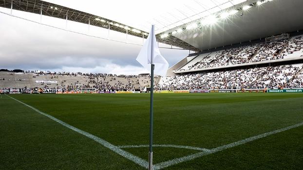 Corinthians tem conta alta com sua Arena, em Itaquera