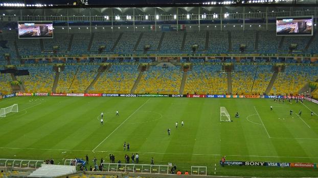 Maracanã vai receber o clássico entre Fluminense e Vasco, no dia 21 de julho, pelo Brasileirão