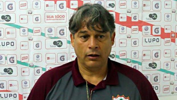 Marcelo Veiga não é mais o técnico da Portuguesa