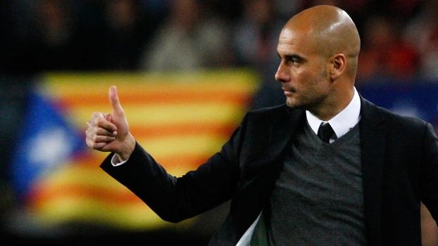 Guardiola é alvo de especulações do Milan