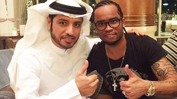 Carlos Alberto Al Dhafra Arábia Saudita