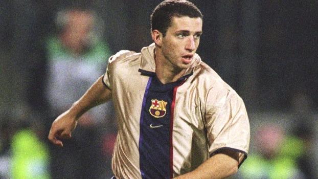 Volante Fábio Rochemback foi convocado quando estava no Barça e era um nome frequente com Felipão