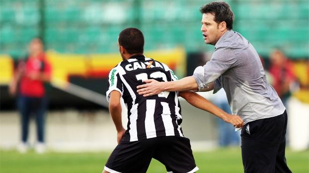 Argel Clayton Gol Figueirense Sport Campeonato Brasileiro 03/08/2014