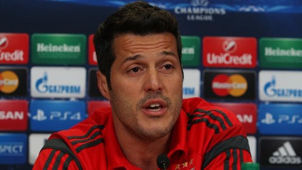 Júlio César bateu mara histórica com a camisa do Benfica