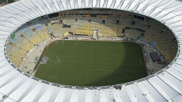Estádio do Maracanã será reinaugurado em 27 de abril