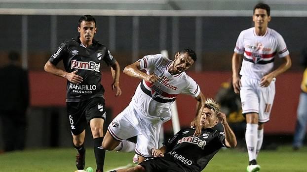 Nevasca impede patrocínio pontual para o São Paulo em jogo da Libertadores