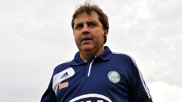 Gilson Kleina, técnico do Palmeiras