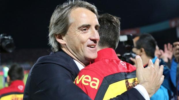 Roberto Mancini deixa o Galatasaray com a conquista da Copa da Turquia