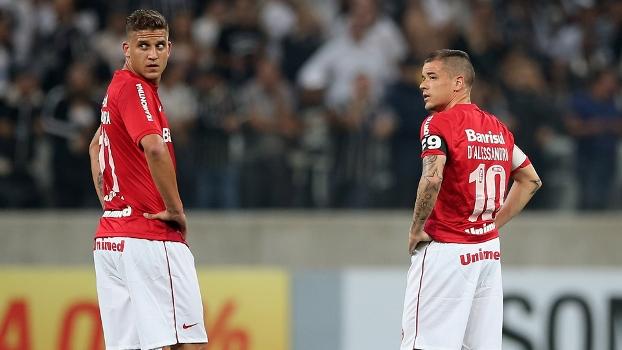 D'Alessandro não vai encarar o Palmeiras