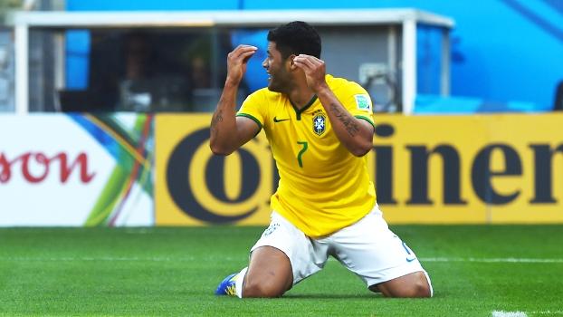 Hulk Reclama Brasil Chile Copa do Mudno 2014 28/06/2014