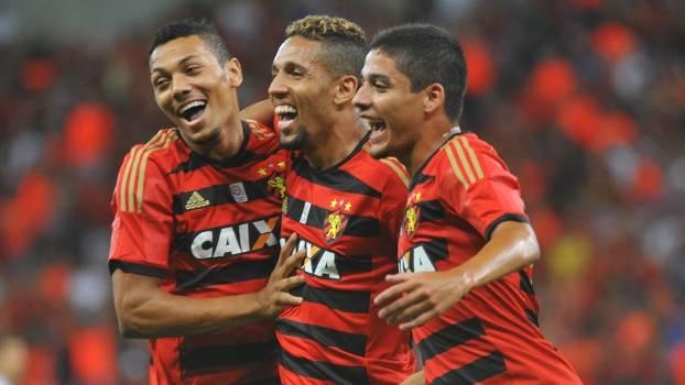 Sport venceu o amistoso internacional contra o Nacional-URU