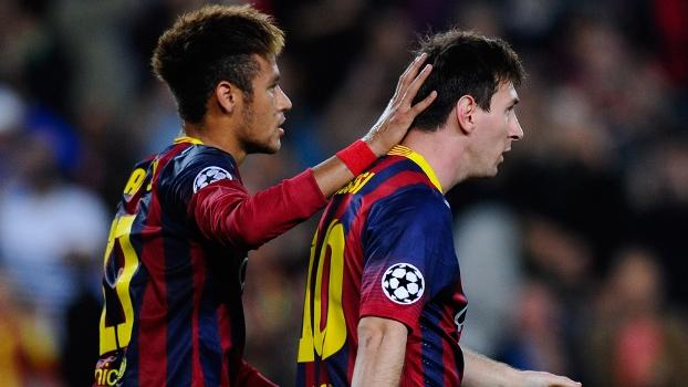 Neymar e Messi: com cláusulas escondidas em contrato, brasileiro tem salário maior que o argentino