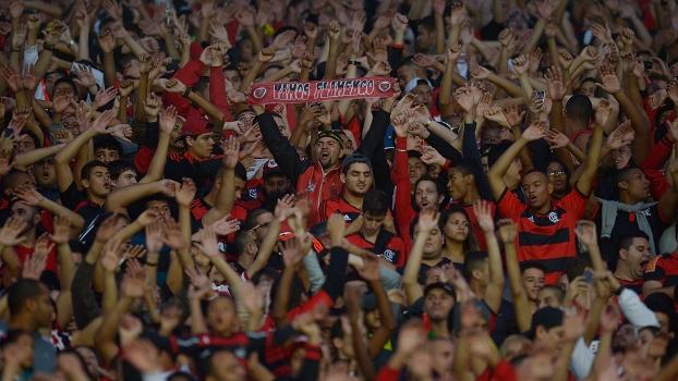 Torcida do Flamengo é a maior do Brasil