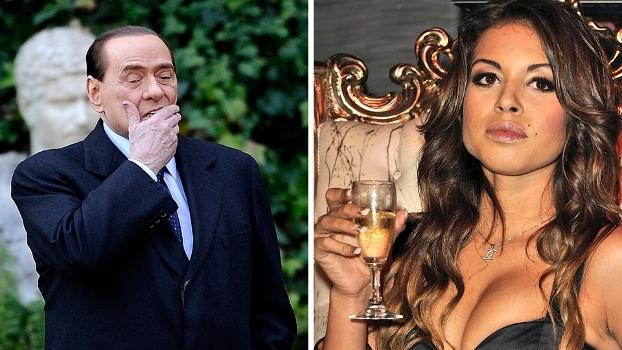 Ruby, ainda menor de idade, compareceu às festas de Berlusconi