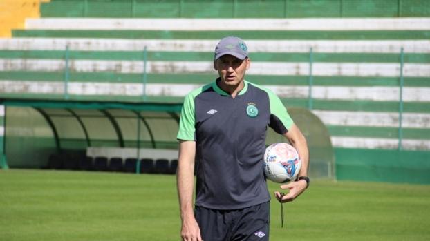 Gilmar Dal Pozzo, técnico da Chapecoense