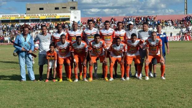 Serra Talhada, o time de Lampião